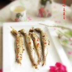 辣味多春鱼
