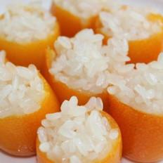 糯米酿金桔