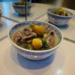 猪肺橄榄汤