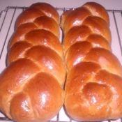 红粮大辨子面包
