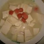 牛奶豆腐汤