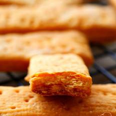 黄金芝士苏打饼干的做法