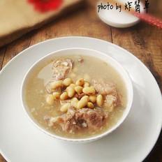 黄豆藜麦排骨汤