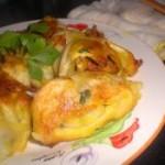 家常油煎饺子