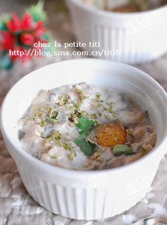 法式小盅蛋的做法