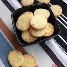 粒粒切达奶酪饼干
