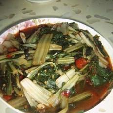 鱼香厚皮菜