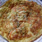 胡萝卜黄瓜鸡蛋饼