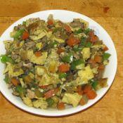 蔬菜粒炒鸡蛋