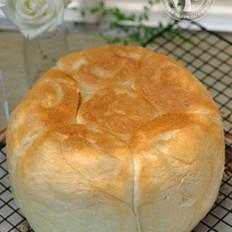 電飯煲肉松面包
