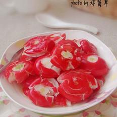 糖醋櫻桃蘿卜