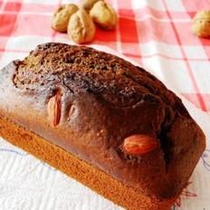 巧克力坚果蛋糕