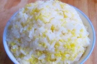 大黄米饭的做法