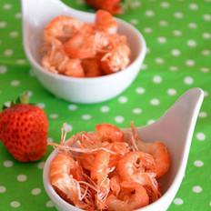酥炸小海虾