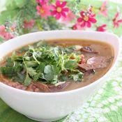 羊杂粉条汤
