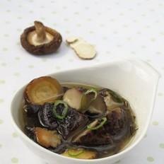 白芷燉香菇