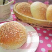 桑葚果酱面包
