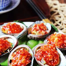 茄汁扒鲍鱼