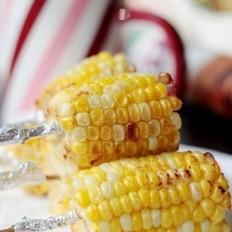 奶香烤玉米棒