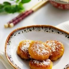 椰香燕麦南瓜饼