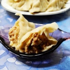 白菜猪肉水饺