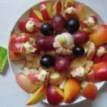 水果黄油拼盘