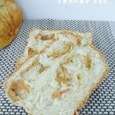 芝香肉松面包