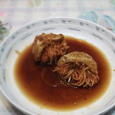 夾絲豆腐干