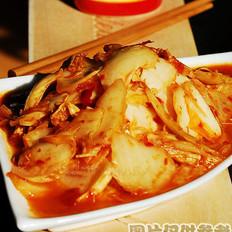 炒辣子白菜