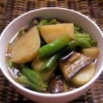 茄子土豆炖豆角