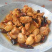 干辣椒炒雞丁