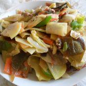 炒海带土豆片