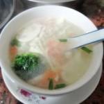 蘑菇玉米汤