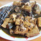 偏口鱼炖豆腐