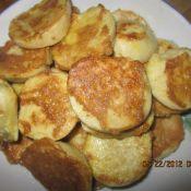 鸡蛋烤馍片