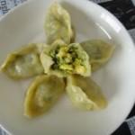 黄瓜鸡蛋蒸饺