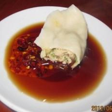 香菇青椒馅水饺