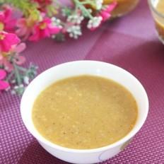 南瓜红枣养生米浆