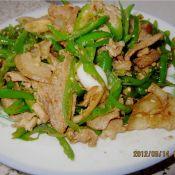 湖南椒炒肉
