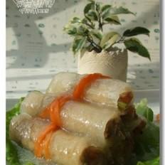 水晶燕麦卷