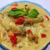 印尼咖喱鸡