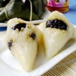 红枣蜜豆粽子