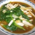 粉条豆腐汤