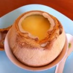 夏日椰子炖蛋