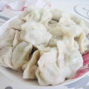 鸡蛋豆角水饺