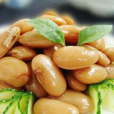 蜜汁话梅芸豆