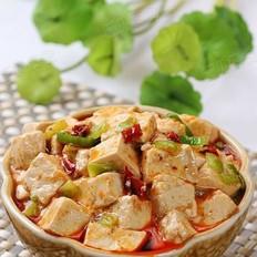 红油虾酱豆腐