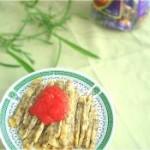 紫菜虾皮饼