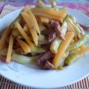 蒜香芸豆炖土豆