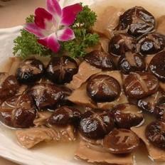 花菇玉兰片
